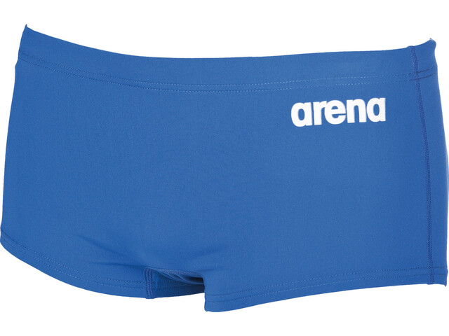arena Solid Squared Shortsit Miehet, royal/white